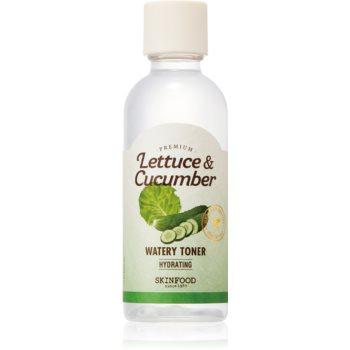 Skinfood Premium Lettuce & Cucumber tonic hidratant image0
