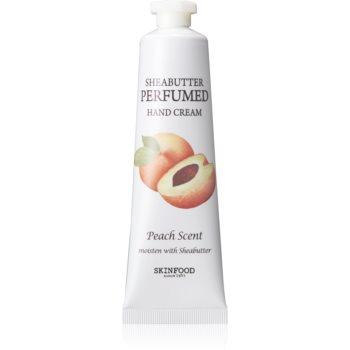 Skinfood Sheabutter Peach Scent crema de maini hidratanta image0