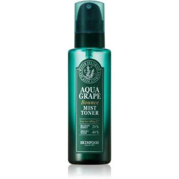 Skinfood Aqua Grape Bounce tonic facial cu efect calmant cu efect de hidratare image0
