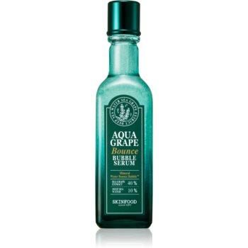 Skinfood Aqua Grape Bounce Ser regenerator si hidratant pentru micsorarea porilor image0