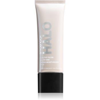 Smashbox Halo Healthy Glow All-in-One Tinted Moisturizer SPF 25 cremă hidratantă nuanțatoare, cu efect de iluminare SPF 25 imagine 2021 notino.ro