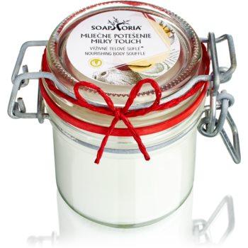 Soaphoria Milky Touch souffle pentru corp notino.ro
