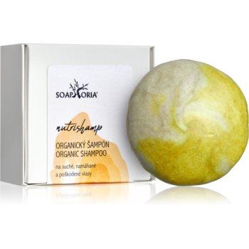 Soaphoria Hair Care șampon organic solid pentru păr uscat și deteriorat imagine 2021 notino.ro