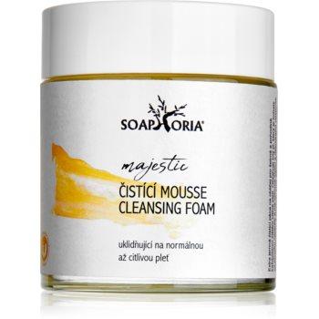 Soaphoria Care spumă de curățare hidratantă și calmantă pentru piele sensibilă imagine 2021 notino.ro