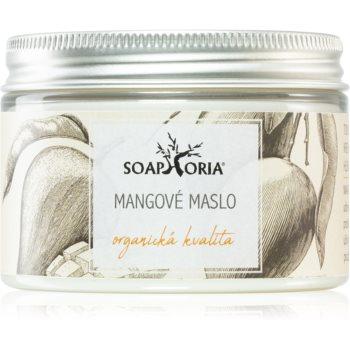 Soaphoria Organic unt de mango imagine 2021 notino.ro