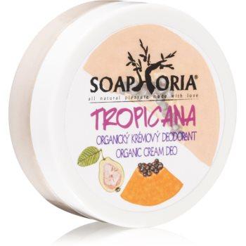 Soaphoria Tropicana crema deo organica imagine 2021 notino.ro