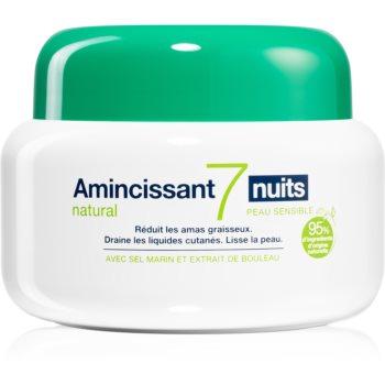 Somatoline Body Care tratament de noapte pentru slabire pentru piele sensibila notino poza