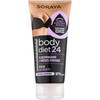 Soraya Body Diet 24 crema modelatoare pentru un decolteu ferm imagine 2021 notino.ro