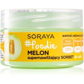 Soraya #Foodie Melon gel intensiv de hidratare pentru corp imagine 2021 notino.ro
