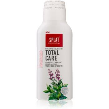 Splat Professional Total Care apă de gură pentru o respirație proaspătă de lungă durată imagine 2021 notino.ro