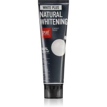 Splat Professional White Plus pasta de dinti albitoare cu Fluor imagine 2021 notino.ro