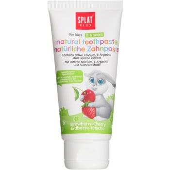 Splat Kids pasta de dinti naturala pentru copii imagine 2021 notino.ro