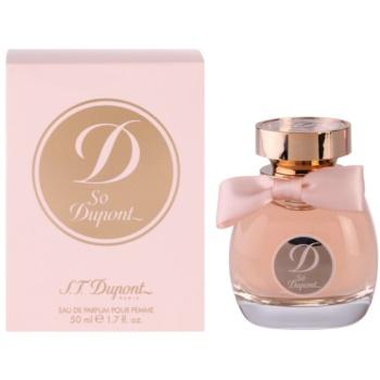 S.T. Dupont So Dupont Eau de Parfum pentru femei imagine 2021 notino.ro