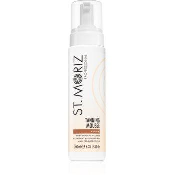 St. Moriz Self Tanning spuma autobronzanta imagine 2021 notino.ro