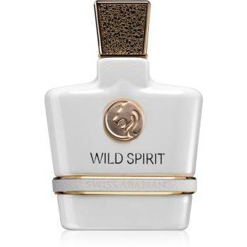 Swiss Arabian Wild Spirit Eau de Parfum pentru femei
