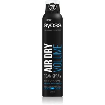 Syoss Air Dry Volume spuma pentru păr cu volum imagine 2021 notino.ro