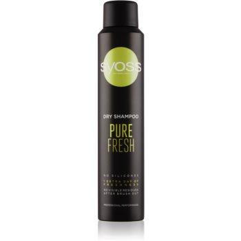 Syoss Pure Fresh șampon uscat înviorător imagine 2021 notino.ro