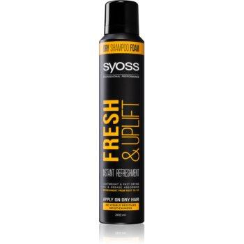 Syoss Fresh & Uplift șampon uscat imagine 2021 notino.ro