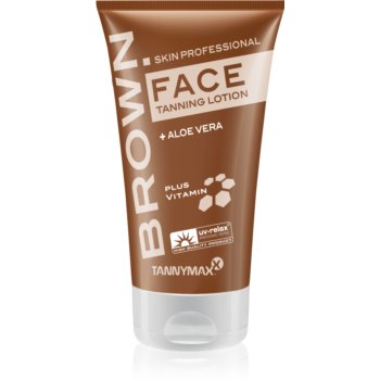 Tannymaxx Brown Face Crema de bronzare la solar pentru un bronz de lunga durata imagine 2021 notino.ro