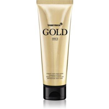 Tannymaxx Gold 999,9 Crema de bronzare la solar mentinerea bronzului imagine 2021 notino.ro