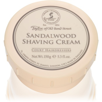 Taylor of Old Bond Street Sandalwood cremă pentru bărbierit notino.ro