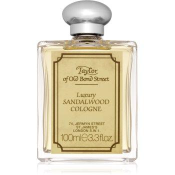 Taylor of Old Bond Street Sandalwood eau de cologne pentru bărbați notino.ro