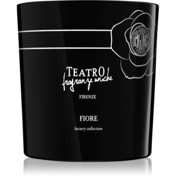 Teatro Fragranze Fiore lumânare parfumată