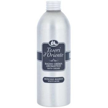 Tesori d'Oriente White Musk produse pentru baie pentru femei