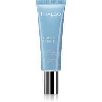 Thalgo Source Marine crema gel hidratanta cu textura usoara pentru o piele mai luminoasa notino poza