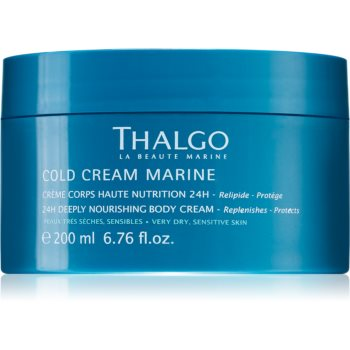 Thalgo Cold Cream Marine crema de corp nutritiva imagine 2021 notino.ro