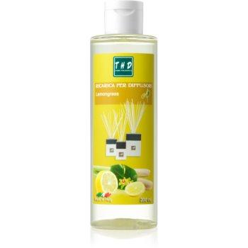 THD Ricarica Lemongrass reumplere în aroma difuzoarelor imagine 2021 notino.ro