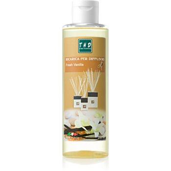 THD Ricarica Fresh Vanilla reumplere în aroma difuzoarelor