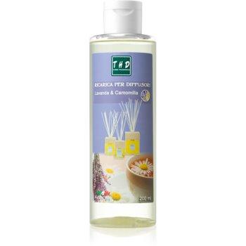 THD Ricarica Lavanda & Camomilla reumplere în aroma difuzoarelor