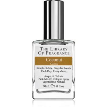 The Library of Fragrance Coconut eau de cologne pentru femei