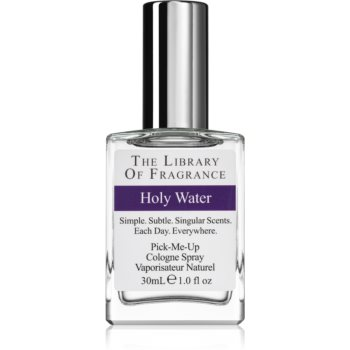 The Library of Fragrance Holy Water eau de cologne unisex