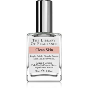 The Library of Fragrance Clean Skin eau de cologne pentru femei notino.ro