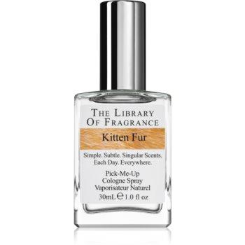 The Library of Fragrance Kitten Fur eau de cologne unisex