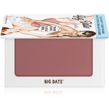 theBalm Big Date® fard de obraz si fard de pleoape intr-unul singur notino.ro