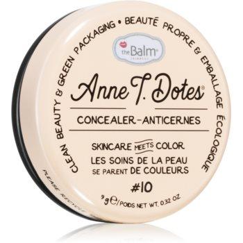 theBalm Anne T. Dotes® Concealer corector antiroșeață notino.ro