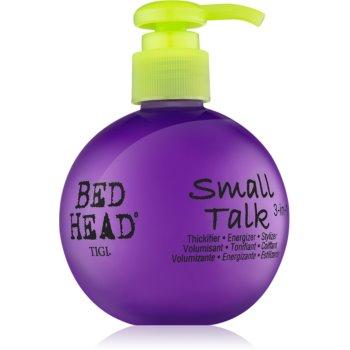 TIGI Bed Head Small Talk gel crema pentru volum imagine 2021 notino.ro