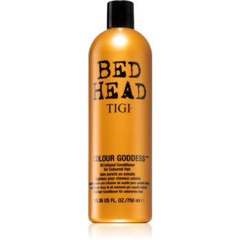 TIGI Bed Head Colour Goddess balsam pe baza de ulei pentru păr vopsit imagine 2021 notino.ro