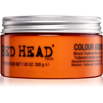 TIGI Bed Head Colour Goddess masca pentru păr vopsit notino.ro