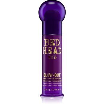 TIGI Bed Head Blow-Out crema aur strălucitoare pentru netezirea parului imagine 2021 notino.ro