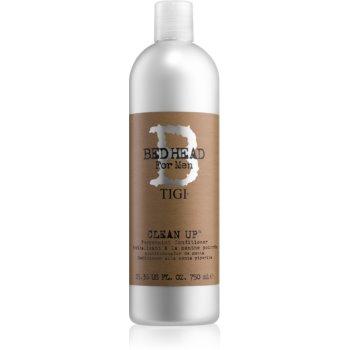TIGI Bed Head B for Men Clean Up čisticí kondicionér proti padání vlasů 750 ml