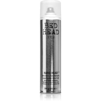 TIGI Bed Head Hard Head fixativ fixare puternică imagine 2021 notino.ro