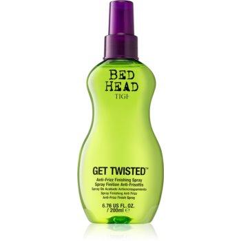 TIGI Bed Head Get Twisted spray de fixare finala anti-electrizare imagine 2021 notino.ro