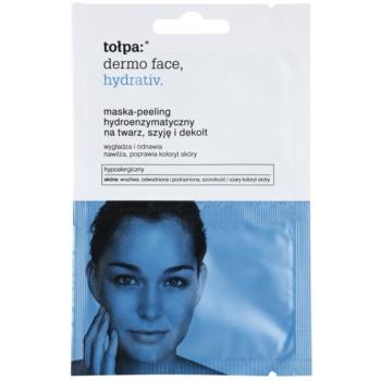 Tołpa Dermo Face Hydrativ masca exfolianta enzimatica cu efect de hidratare notino.ro