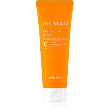 TONYMOLY Vital Vita 12 gel de curățare cu vitamine imagine 2021 notino.ro