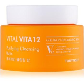 TONYMOLY Vital Vita 12 balsam de curatare cu vitamine imagine 2021 notino.ro
