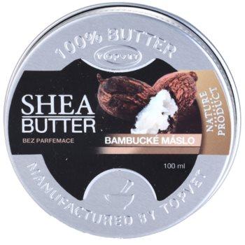 Topvet Shea Butter unt de shea fara parfum imagine 2021 notino.ro